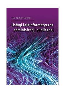Usługi teleinformatyczne administracji publicznej