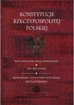 Konstytucje Rzeczypospolitej Polskiej