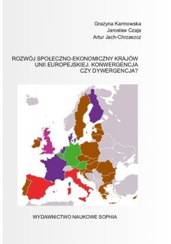 Rozwój społeczno-ekonomiczny krajów UE