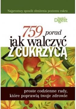 759 porad jak walczyć z cukrzycą