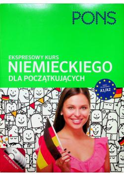 Ekspresowy kurs niemieckiego dla początkujących plus 4 płyty CD