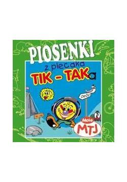 Piosenki z plecaka Tik Taka