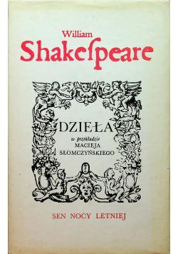 Shakespeare Dzieła