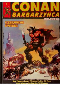 Conan barbarzyńca czerwone ćwieki numer 1