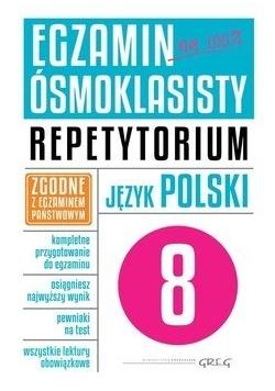 Egzamin ósmoklasisty Języka Polski Repetytorium