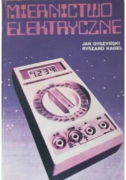 Miernictwo Elektryczne