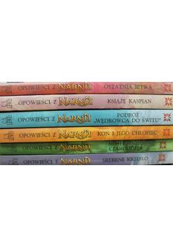 Opowieści z Narnii 6 tomów