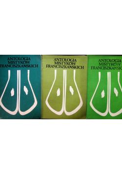 Antologia Mistyków Franciszkańskich