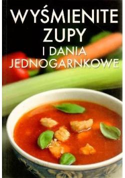 Wyśmienite zupy i dania jednogarnkowe