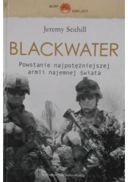 Blackwater Powstanie najpotężniejszej armii najemnej świata