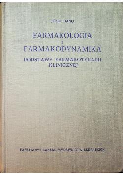 Farmakologia i farmakodynamika