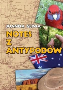 Notes z Antypodów + autograf Gliwa