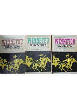 Winnetou Tom od I do III