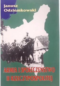 Armia i społeczeństwo II Rzeczypospolitej