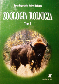 Zoologia Rolnicza Tom I