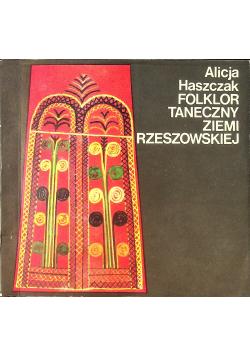 Folklor taneczny Ziemi Rzeszowskiej