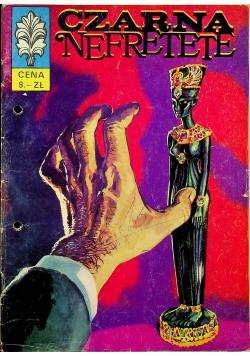 Czarna Nefretete nr 16 I wydanie