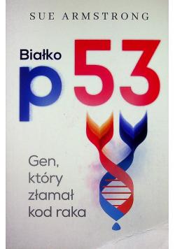 Białko p53 gen który złamał kod raka