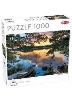 Puzzle 1000 Summer Night in Fin (square box)