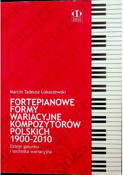 Fortepianowe formy wariacyjne kompozytorów polskich