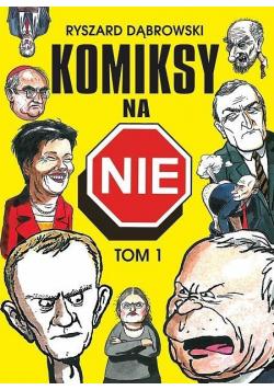 Strefa komiksu T.26 Komiksy na NIE, cz.1
