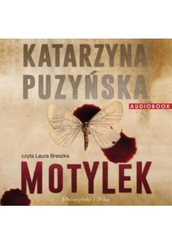 Motylek audiobook