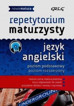 Repetytorium maturzysty Język angielski Plus CD