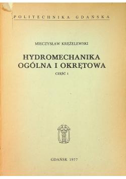 Hydromechanika ogólna i okrętowa część I
