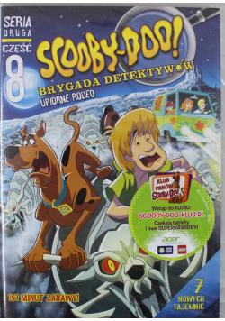 Scooby-Doo Brygada detektywów część 8 DVD NOWA