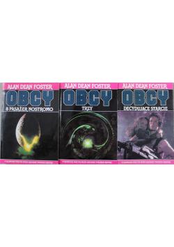 Obcy 3 tomy