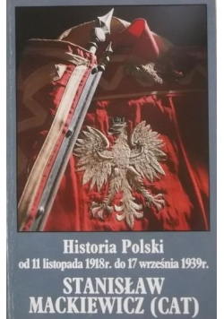 Historia Polski od 11 listopada 1918 r do września 1939 r