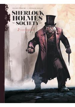 Sherlock Holmes Society T.2 Czarne są ich dusze