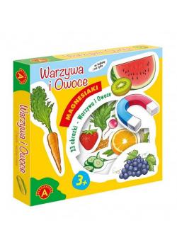 Magnesiaki - Warzywa i owoce ALEX