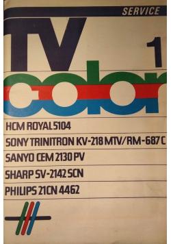 TV Color 1 Service