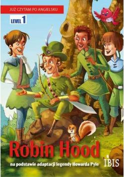 Już czytam po angielsku. Robin Hood