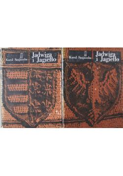 Jadwiga i Jagiełło 4 tomy