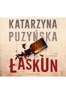 Łaskun audiobook Nowa