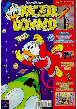 Kaczor Donald nr 25
