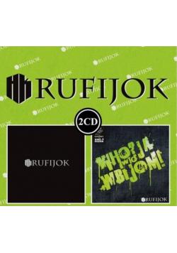 RUFIJOK - Z Krainy Grub/Who?ja W To Wbijom 2CD