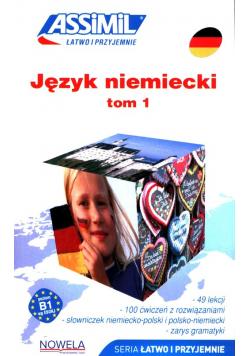 Język niemiecki łatwo i przyjemnie Tom 1