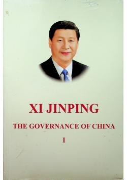 The Governance of China NOWA