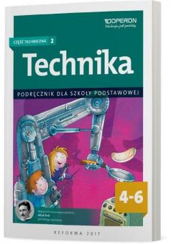 Technika SP 4-6. Część techniczna 2. Podr. OPERON