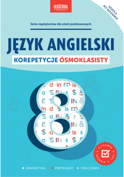 Język angielski Korepetycje ósmoklasisty