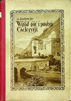 Wśród gór i pustyń Coelesyrji 1925 r