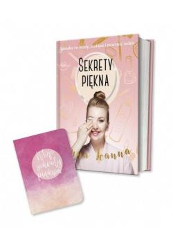 Pakiet: Sekrety piękna+ notes