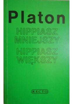 Platon  Hippiasz mniejszy  Hippiasz większy