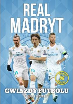 Gwiazdy futbolu. Real Madryd