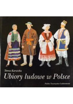 Ubiory ludowe w Polsce
