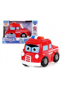 Pojazd miejski Straż pożarna E-Edu