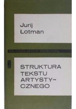 Struktura tekstu artystycznego
